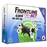 FrontLine Tri-act Cani 10-20kg 3 pipette da 2ml