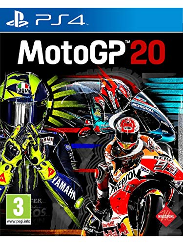 MOTOGP 20 MOTO GP - PLAYSTATION 4 - GIOCO IN ITALIANO
