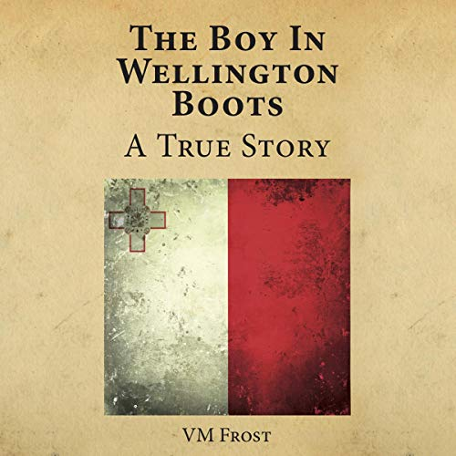 The Boy in Wellington Boots cover art