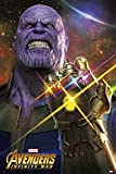 Close Up Póster Marvel Avengers Infinity War - Thanos (61cm x 91,5cm)
