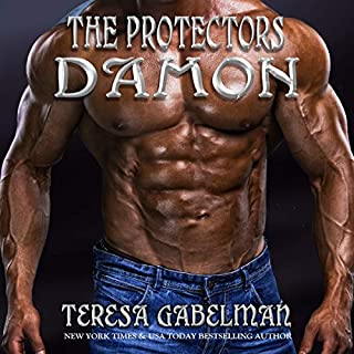 Damon audiobook cover art