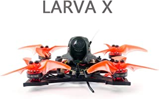 Happymodel Larva X 2-3S 2.5inch Brushless FPV Racing Drone with Crazybee F4 PRO V3.0 AIO Flight Controller (Built-in Frsky D8 Non-EU RX)