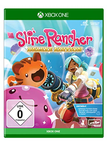 Slime Rancher Deluxe Edition - [Xbox One]