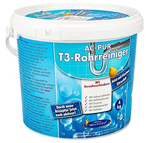 AQUA CLEAN PUR T3 - Rohrreiniger 4kg