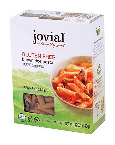 jovial, Gluten Free, Brown Rice Pasta, 12 oz