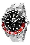 Invicta 21867 Pro Diver Reloj para Hombre acero inoxidable Automático Esfera gris