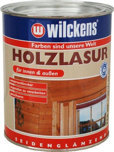 Wilckens Holzlasur LF, mahagoni, 750 ml 11781600050
