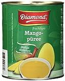 Diamond Mangopüree, Alphonso, 3er Pack (3 x 850 g Dose)