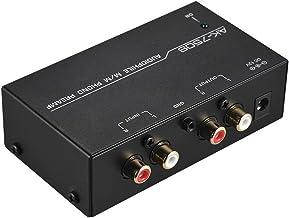 レベルでAudiophileのM/Mフォノプリアンププリアンプは、RCA入力&出力インタフェースを制御します オーディオシステム 音響機器