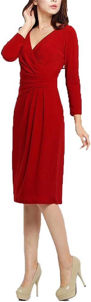 Angel&Lilyhandmade Casual Jersey Cotton Blend Dress YH58 Plus 1x-10x (SZ 16-52)