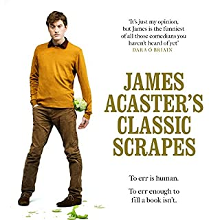Couverture de James Acaster's Classic Scrapes