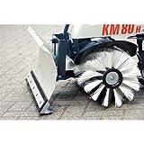 Hoja de nieve para Barredora CRAMER KM80G (XCR90449)/H