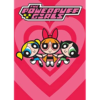 Amazon.com: Movie Posters The Powerpuff Girls - 11 x 17: Prints: Posters &  Prints