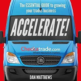 Accelerate! cover art