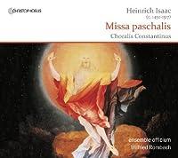 Missa Paschalis by Ensemble Officium (2012-03-13)
