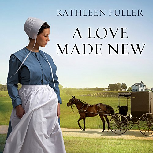 A Love Made New audiobook cover art
