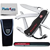 Best Rescue Knives - Victorinox Swiss Army Rescue Tool Pocket Knife Multi-Tool Review