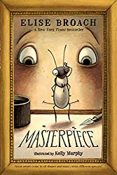 Masterpiece, a mystery book