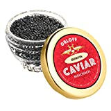 ORLOFF Bowfin American Caviar - 1 Ounce – Freshness GUARANTEED Overnight Delivery