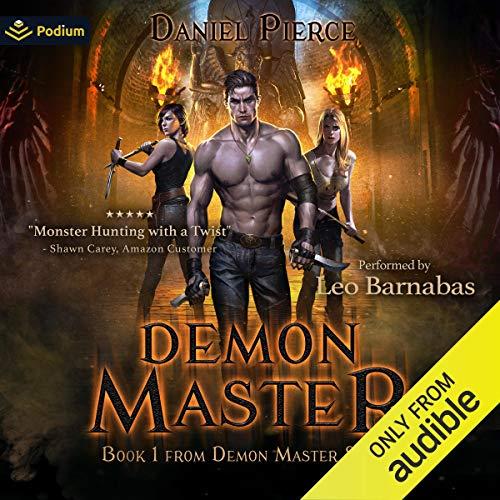 Demon Master cover art