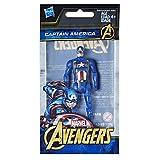 Hasbro E4353 Marvel Avengers - Figuras coleccionables de 10 cm, juego de 4 piezas con Thor, Capitán ...