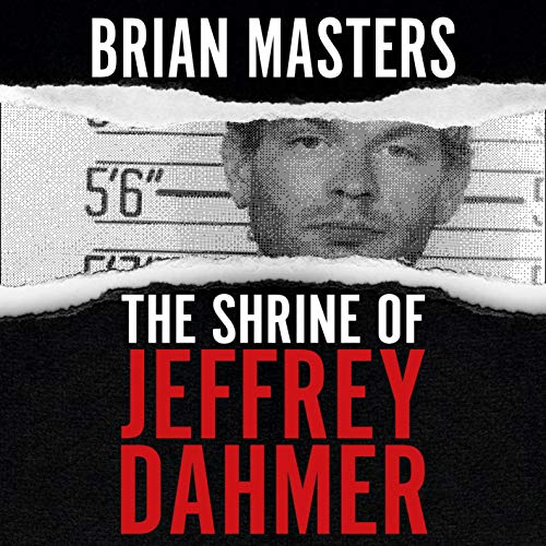 The Shrine of Jeffrey Dahmer cover art
