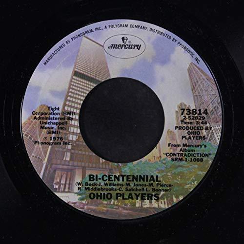 bi-centennial / who she'd coo? 45 rpm single