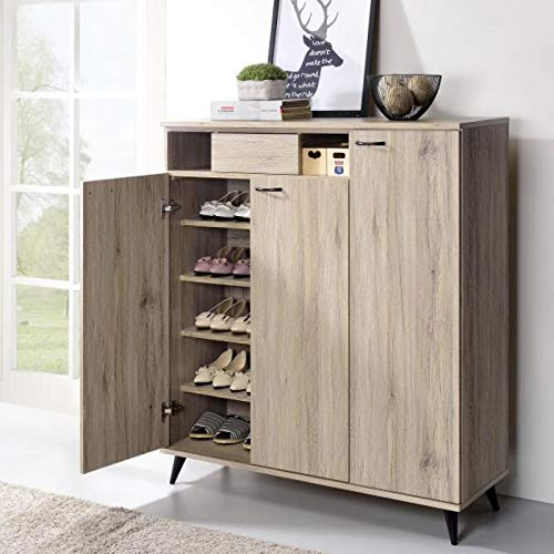 Winne Shoe Cabinet-The Best Shoe Cabinet to Keep Your feet Clean and Tidy-Multi-Layer Storage Shoe Rack Storage Cabinet