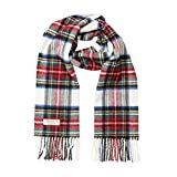 Biddy Murphy Irish Wool Scarf 12' x 63' 100% Lambswool Scarf Made in Ireland