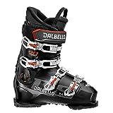 Dalbello Men's DS MX 90 MS Ski Boots, Black/Black, 28.5
