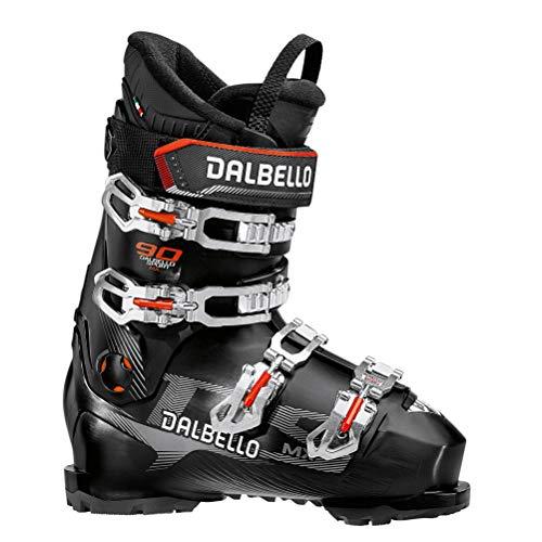 Dalbello DS MX 90 MS, Scarponi da Sci Uomo, Nero, 30.5