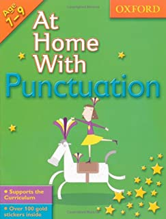 At Home With Punctuation 7-9