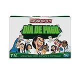 Hasbro Gaming Juego Monopoly PayDay (Día de pago)
