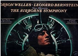 Marc Blitzstein-The Airborne Symphony -Orson Welles LP