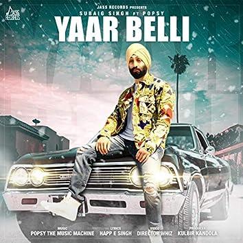 Yaar Belli (feat. Popsy)