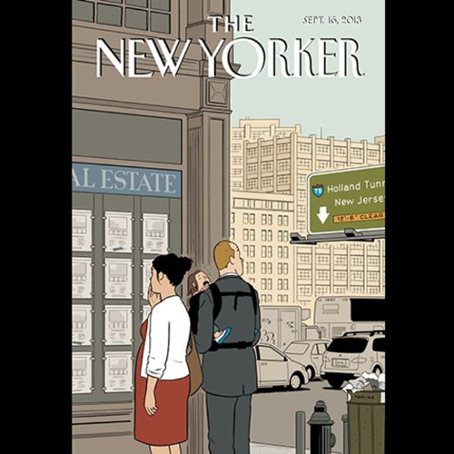 The New Yorker, September 16th 2013 (Ryan Lizza, Andrew Marantz, James Surowiecki) cover art