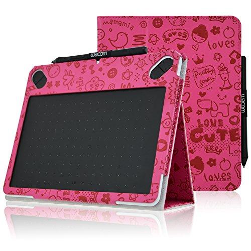 ACdream Wacom Intuos CTL 490DW - Funda de piel para tablet Wacom CTL-490DW Intuos Draw Graphics Pen Tablet/Wacom CTL-490DB-S Intuos...