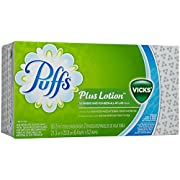 Puffs Plus Lotion Facial Tissues with scent of Vicks - 88 ct