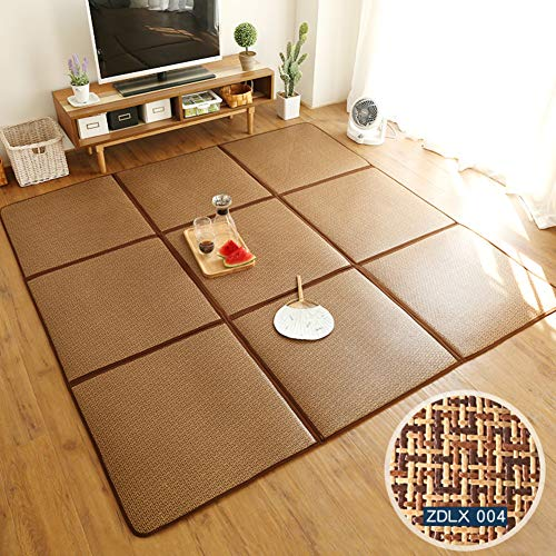 Why Choose SXCDD Not-Slip Crawling Mat,Stitching Child Playing Gym Mats Bamboo Mat,Folding Bedroom F...