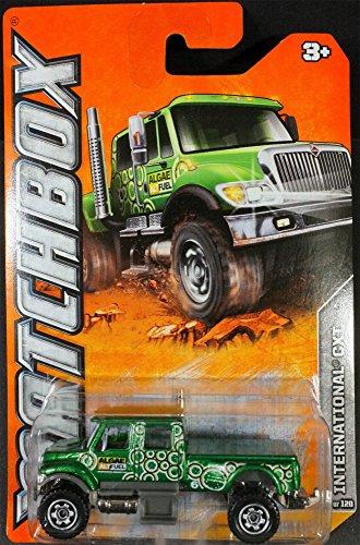 2012 Matchbox Construction Series International CXT Green #31 of 120