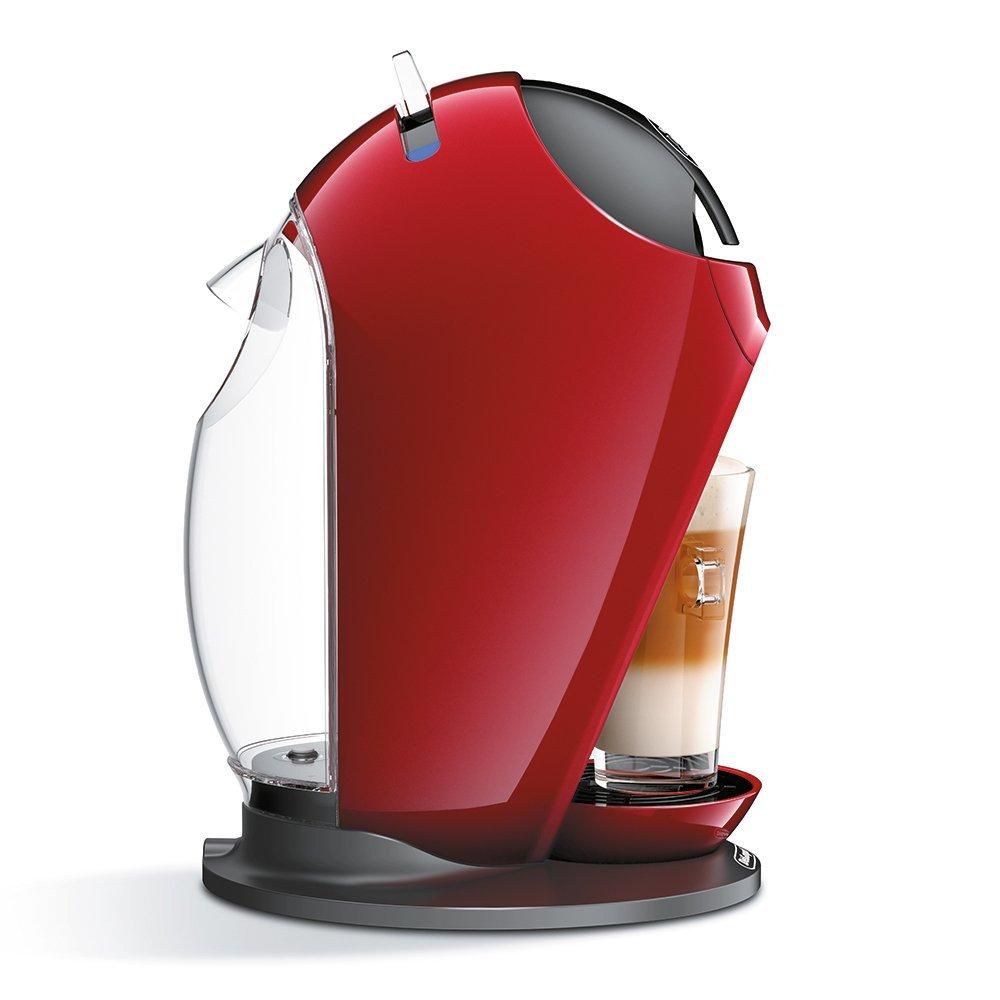DeLonghi Dolce Gusto Jovia EDG250.R - Cafetera, 15 bar, color rojo ...