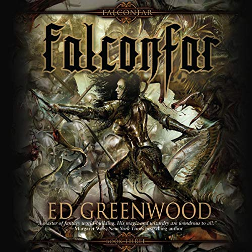 Falconfar audiobook cover art
