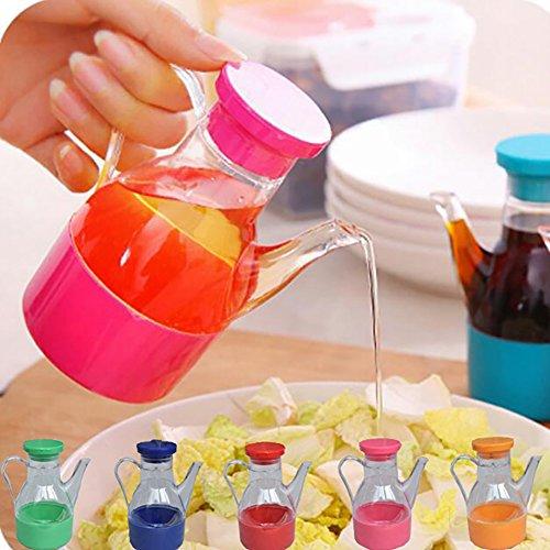XQxiqi689sy - Dispensador de botellas de vinagre a prueba de fugas para cocina talla única Random Color