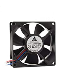 HRSTAR Original Delta AFB0812SH DC 12V 0.51A 80X80X25MM CPU/Chassis Cooling Fan New
