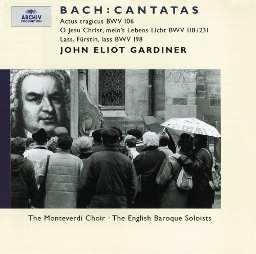 J.S. Bach: O Jesu Christ, mein's Lebens Licht Motet, BWV 118