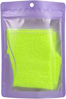 اكسسوارات استحمام قابلة للتمدد للجسم تقشير الرقبة مرة أخرى أداة حمام قماش منشفة الحمام & فرش الجسم (اللون : أ)