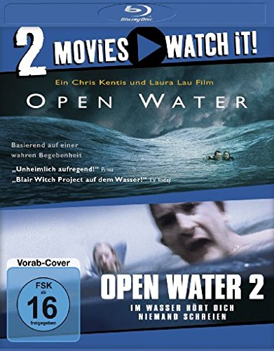 Open Water 1+2 [Blu-ray]