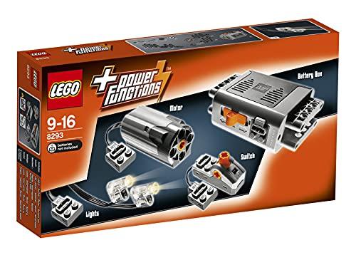 LEGO 8293 Technic Set de Motores Power Functions (Descontinuado por Fabricante)