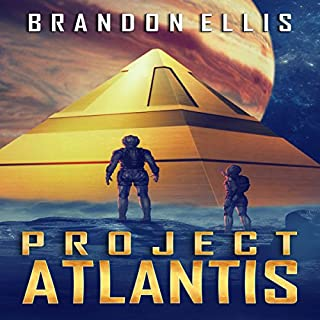 Project Atlantis audiobook cover art