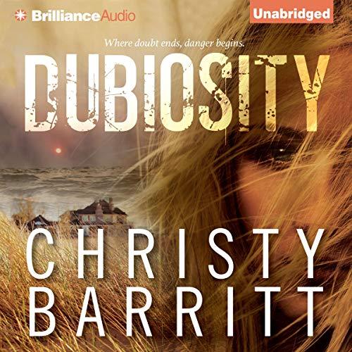 Dubiosity audiobook cover art